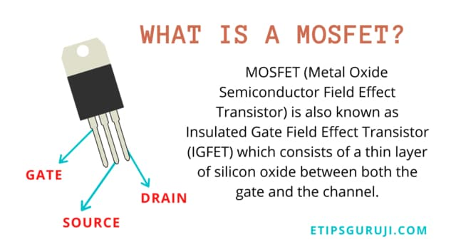 What is a MOSFET Transistor?