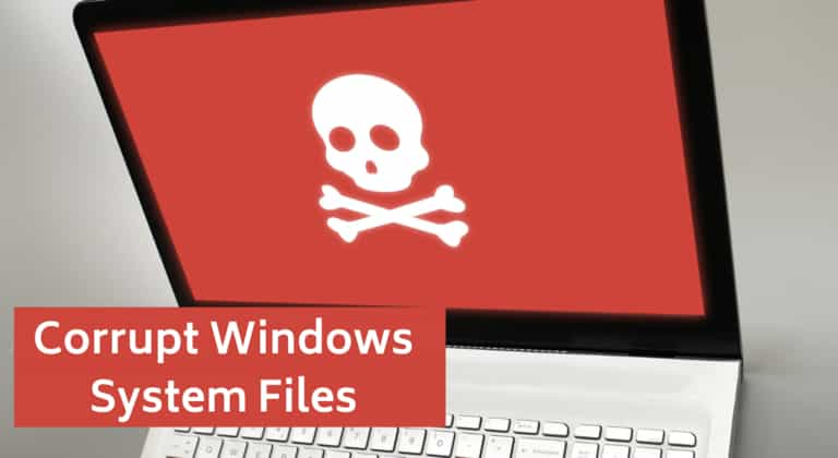 Corrupt Windows System Files internet keep disconnecting